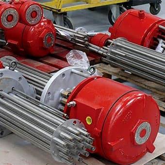 Industrial Heaters chromalox 2