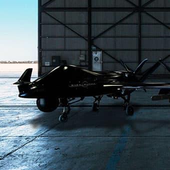 drone classe tattico