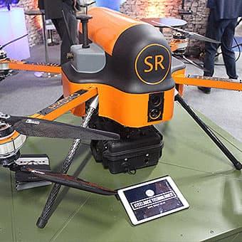 drone idrogeno